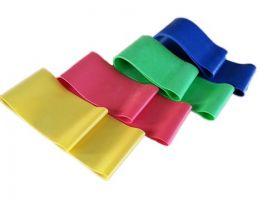 Banda elastica circulara pentru exercitii ( nivel tare)