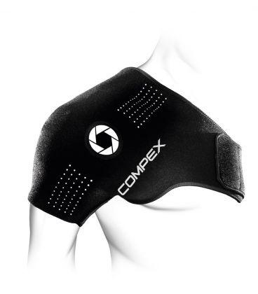 Dispozitiv pentru terapia rece/calda pentru umar Compex ColdForm