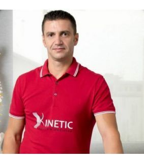 Gelu Cosma (General Manager at Kinetic Sports & Medicine)